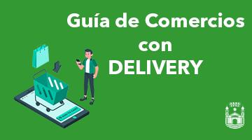 Guia de Comercios con Delivery