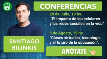 Conferencias Santiago Bilinkis