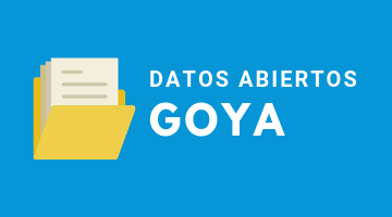 Datos Abiertos Goya