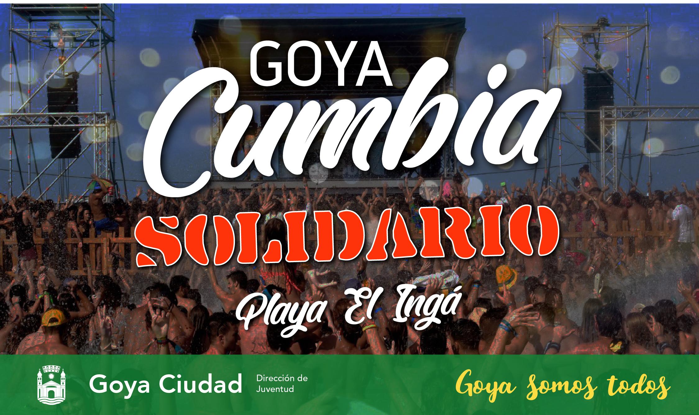 Goya Cumbia Solidario